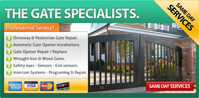 Gate Repair Bala Cynwyd PA